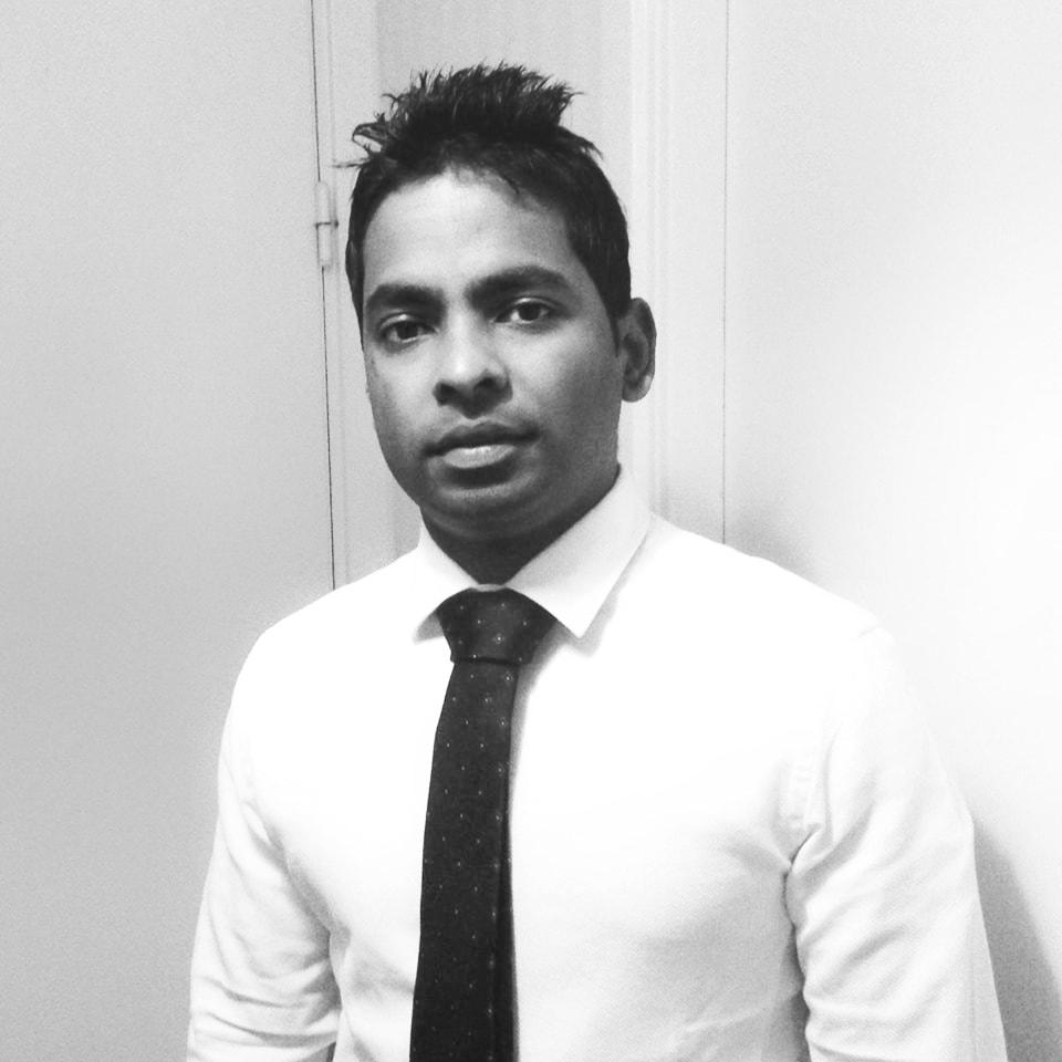 Joy Rubaiyat Rezwan, VD på JHL-Net Solutions